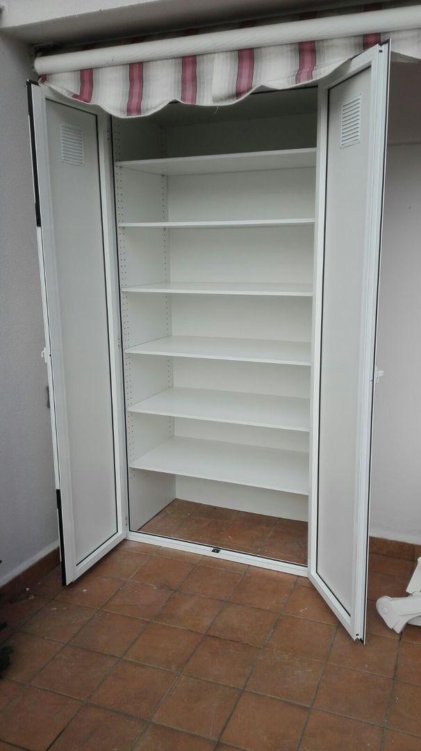 Armario para caldera exterior cheap mueble exterior armario exterior para bombona butano with - Armario para caldera exterior ...